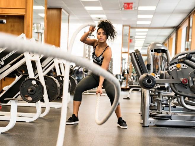 Manhattan Workout
