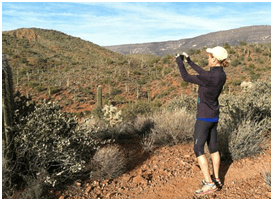 Healthy Hiking in Arizona