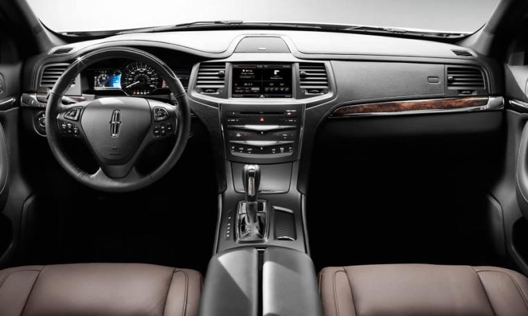 Complete Fleet Livery Sales L 2016 Lincoln Mks Interior