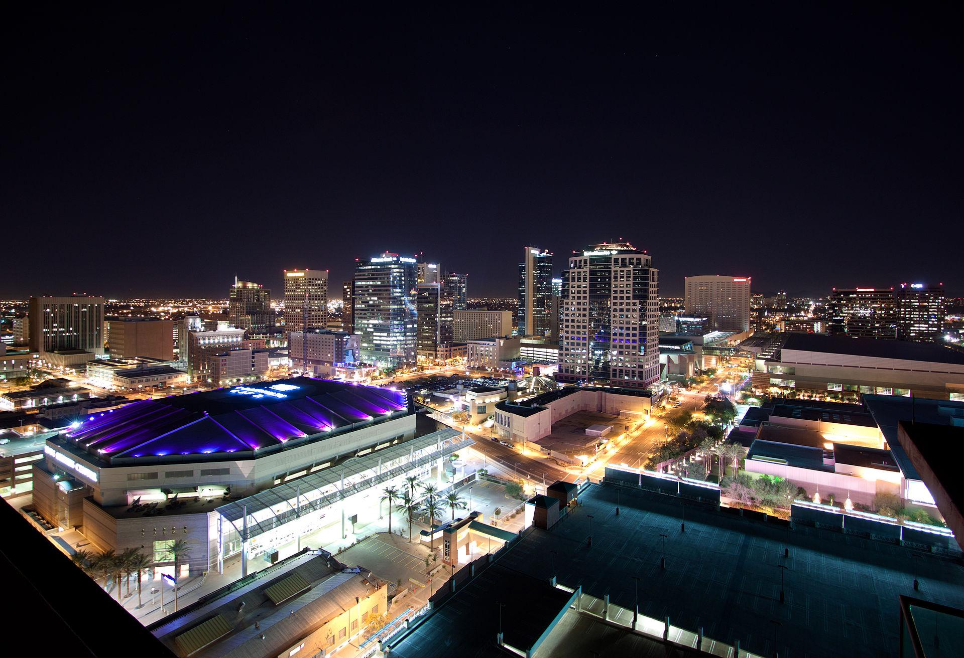 Downtown_Phoenix_Skyline_Lights