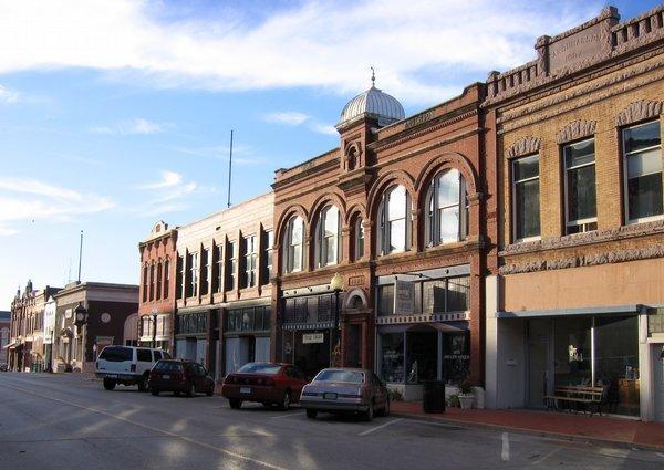 Downtown-guthrie-oklahoma