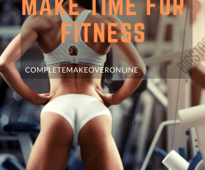 25 Ways to Make Time for Fitness