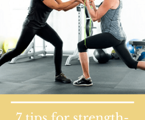 7 tips for a safe and successful strength-training program
