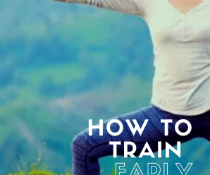 How to Train Early Morning