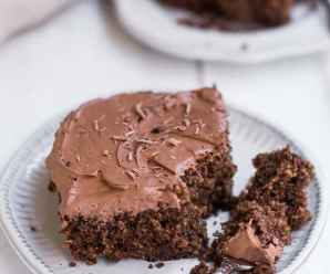 How To Make CHOCOLATE ZUCCHINI CAKE?