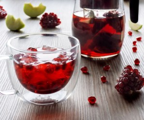 Anti Inflammatory Diet – Pomegranate Iced Tea