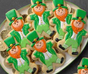 Leprechaun Cookies Recipe