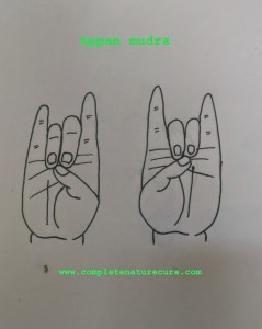 Hand Mudras for healing