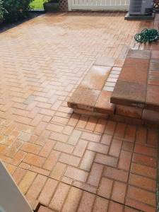 Farmington Hills Patio Retaining Walls