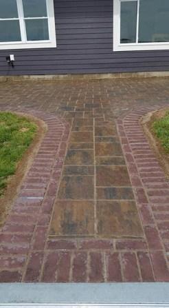 portage lake walkway