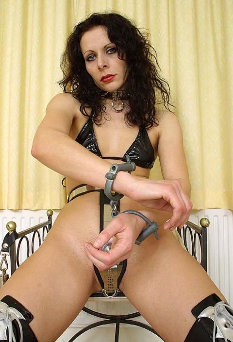 Catherina Terror Tied Up Humiliation Kinky Fetish Bdsm Model