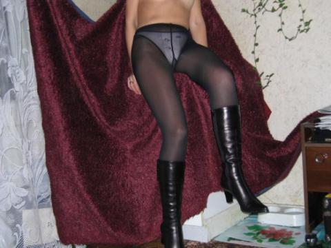 Leonarda Serbian Nylon Stockings Solo Caucasian Girlfriend