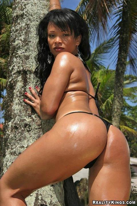 Quezia Brazilian Ass Fuck Bikini Huge Ass Latina Rough Sex