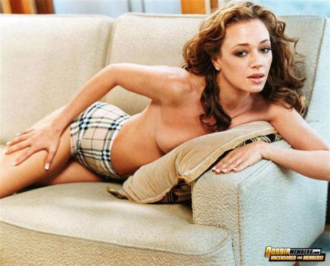 Leah Remini Sensual Scandal Mature Milf Bombshell Stunning