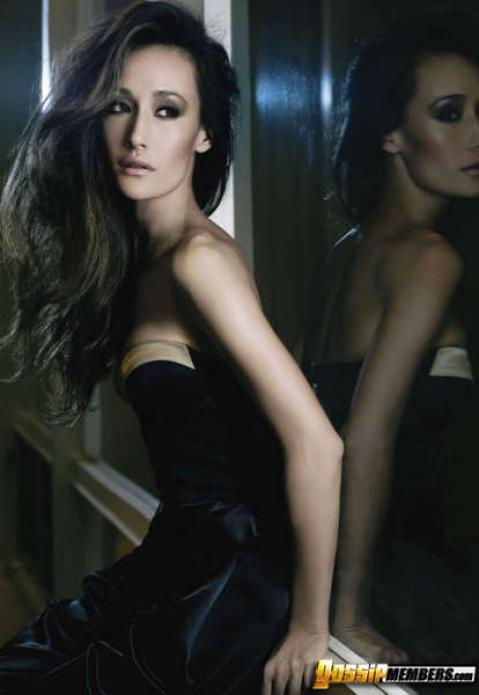 Maggie Q Nude Sexy Scene Naughty Ethnic Asian Slender Famous
