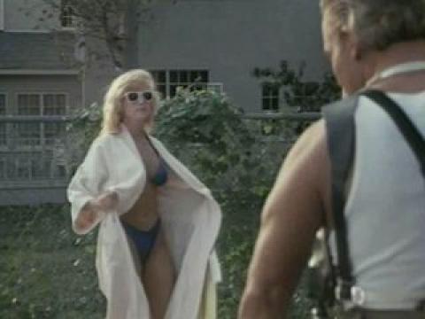 Traci Lords Wet Pool Reality Star Bikini Slender Athletic