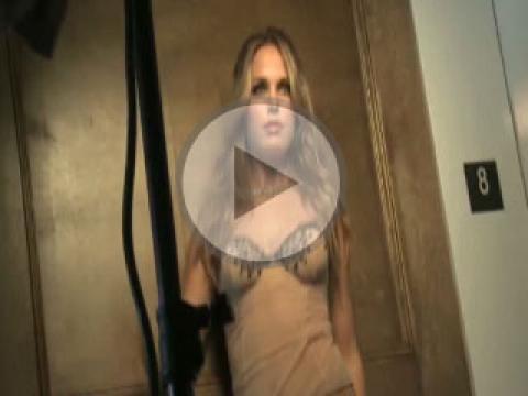 Caite Upton Reality Star Balcony Horny Athletic Model Doll