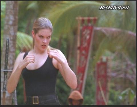 Bridgette Wilson Nude Scene Mortal Kombat Sexy Scene Female