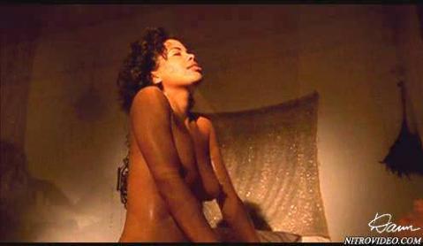 Candice Coke Nude Scene Remedy Ebony Brunette Couple Female