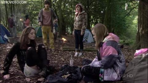 Skins S3e8 Effy Celebrity Sexy Hot Beautiful Female Cute