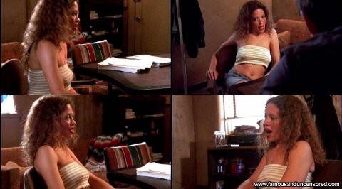 Yasmine Abriel Police Chair Skirt Bra Female Nude Scene Babe