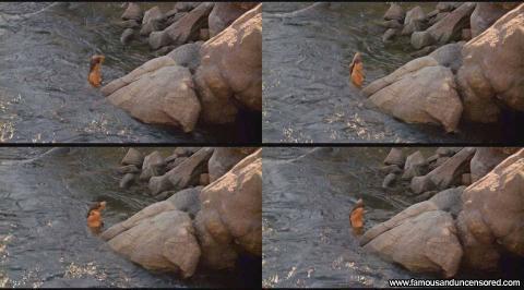 Traci Lind Nude Sexy Scene Survival Quest Skinny River Doll