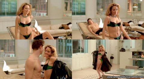 Becki Newton Ugly Betty Flashing Chair Panties Bra Babe Doll