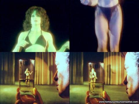 Lisa Lyon Sailor Stockings Dancing Panties Bra Ass Cute Babe