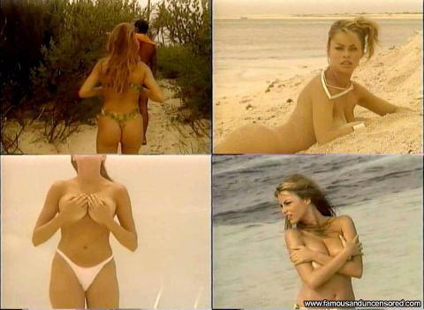 Sofia Vergara Calendar Swimsuit Thong Bikini Topless Babe Hd