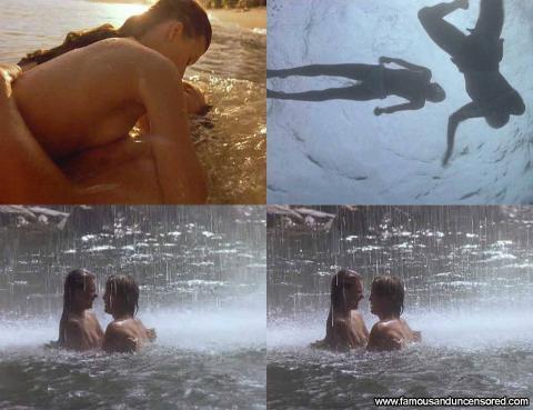 Milla Jovovich Return To The Blue Lagoon Lagoon Beach Sexy
