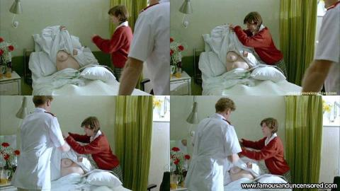 Donogh Rees Hospital Bed Celebrity Nude Scene Posing Hot Hd