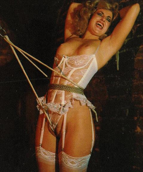 Trudi Tied Up Horror Torture Bizarre Bondage Humiliation Hot