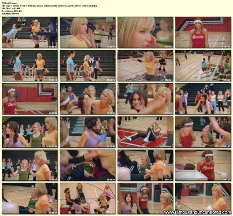 Brittany Snow John Tucker Must Die Gym Ass Posing Hot Doll