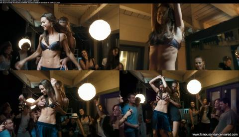 Kate Maberly Nude Sexy Scene College Party Table Dancing Bra