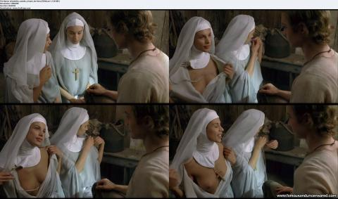 Elisabetta Canalis Nude Sexy Scene Virgin Territory Nun Doll