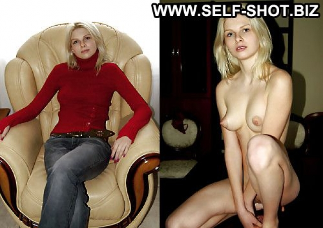 Several Amateurs Blonde Dressed And Undressed Amateur Softcore Nude