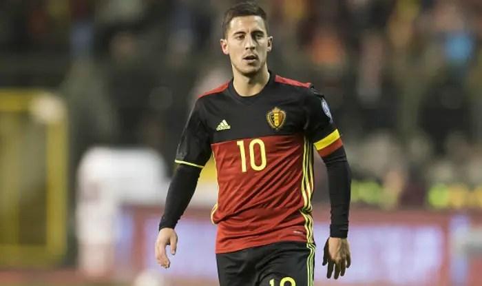 Belgium Include Hazard, Lukaku Brothers, Januzaj; Nainggolan Dropped