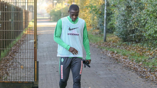 Ujah Injured In Training, Doctor Hopeful Of Quick Recovery