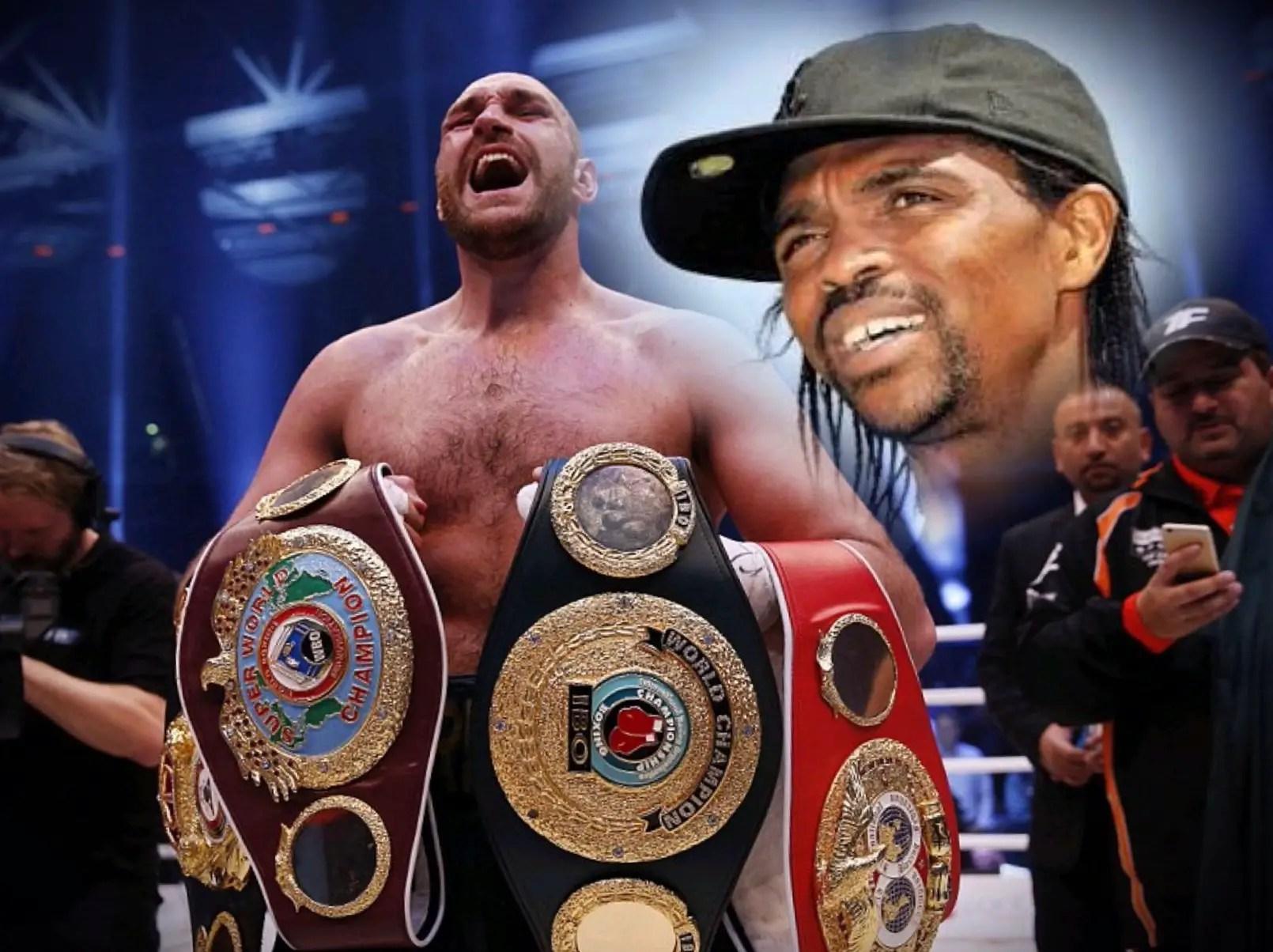 Kanu Congratulates New World Boxing Champion, Fury