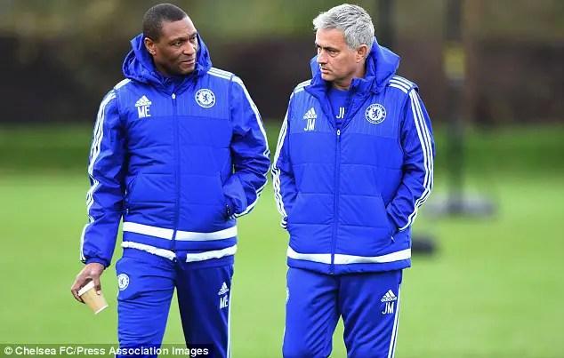 Technical Director Emenalo: Why Chelsea Sacked Jose Mourinho