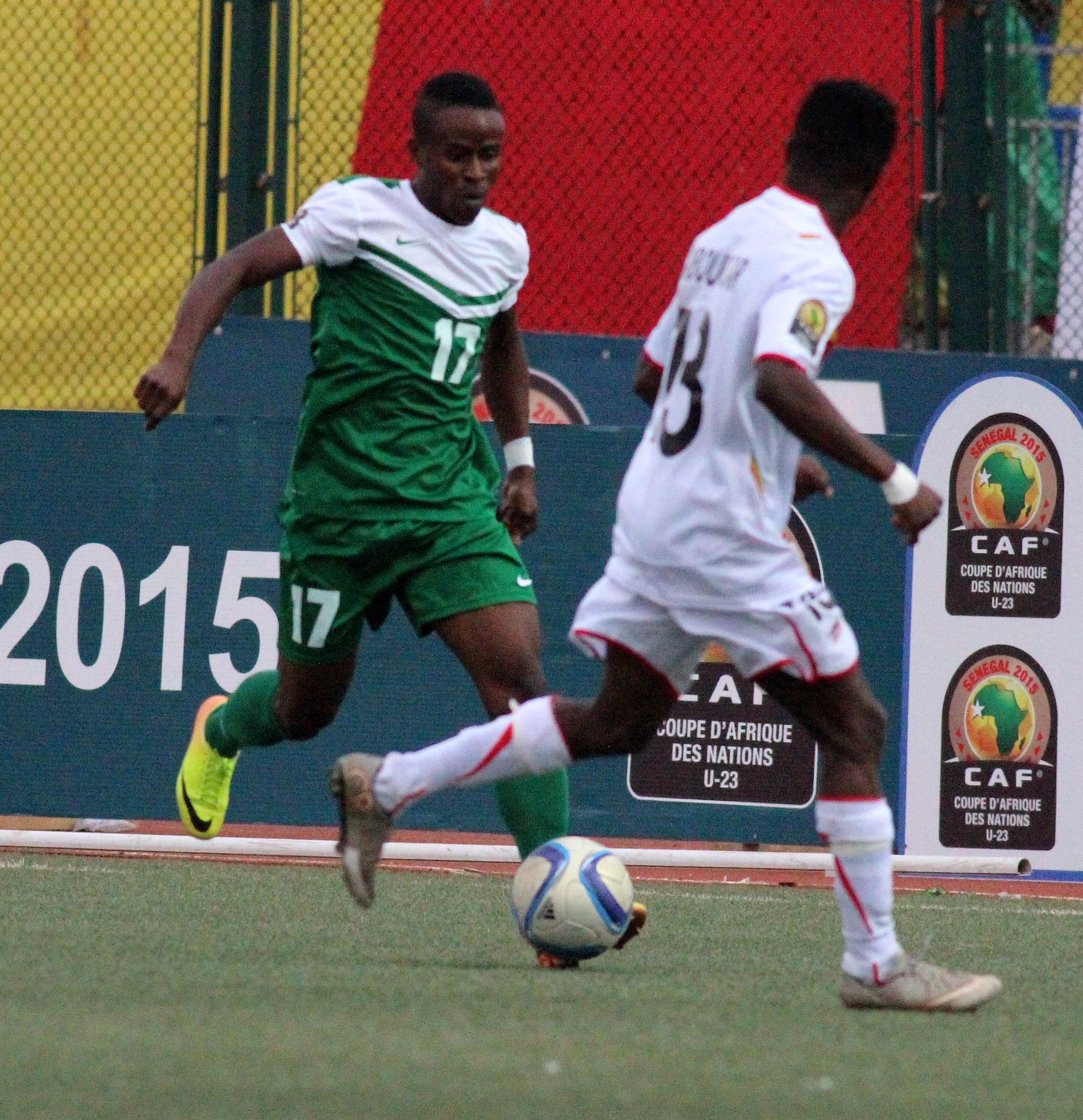 Senegal 3-1 Nigeria: Lions Dominate Eagles In Olympic Qualifiers Head-To-Head