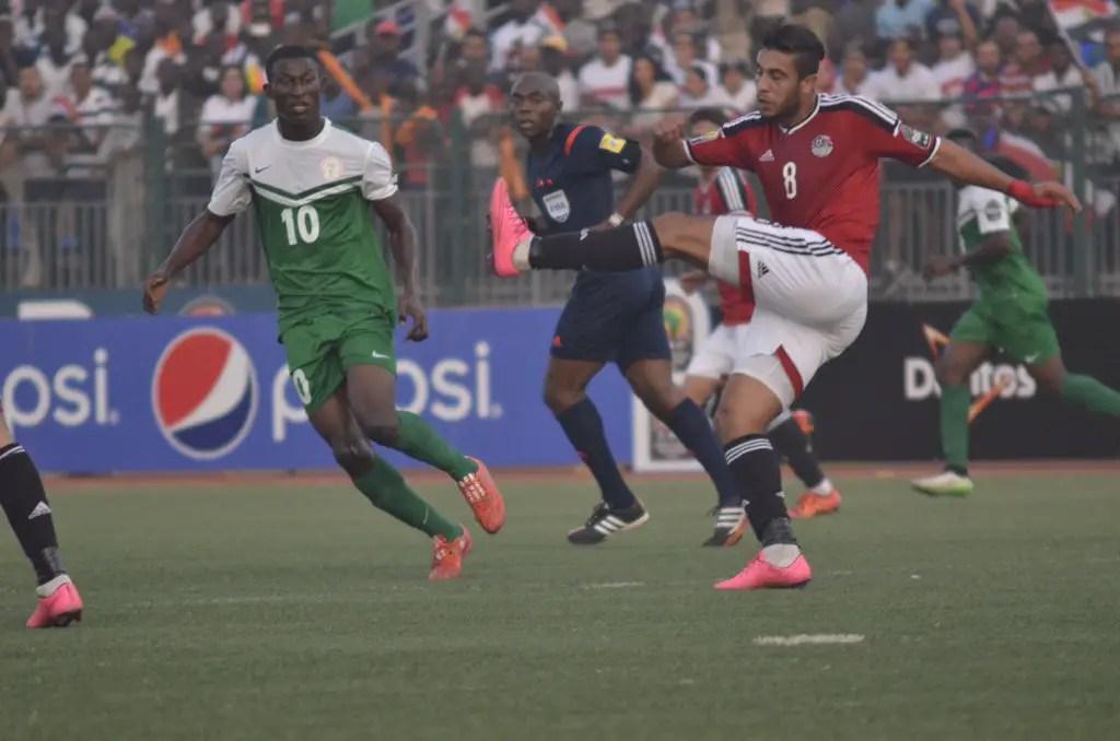 U-23 Eagles Land In Dakar For Algeria Test