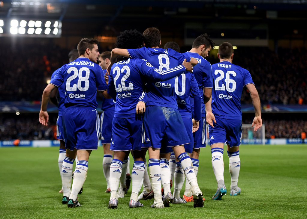 UCL: Chelsea Ease Through As Dynamo Kiev Edge Maccabi