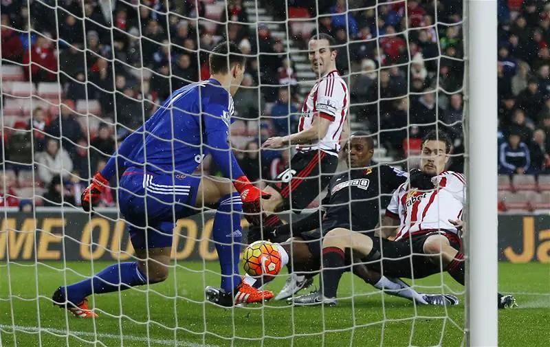 Ighalo Hits 10th EPL Goal, Makes Watford Scoring History