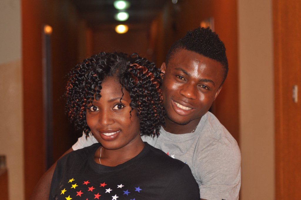 Super Eagles' Moses Simon, 20, Gets Married In Ibadan