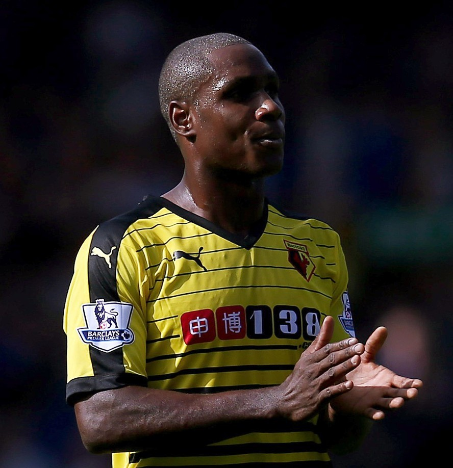Ighalo Wary Of Egypt's Threat; Picks Aguero, Zouma As His Strongest Opponents
