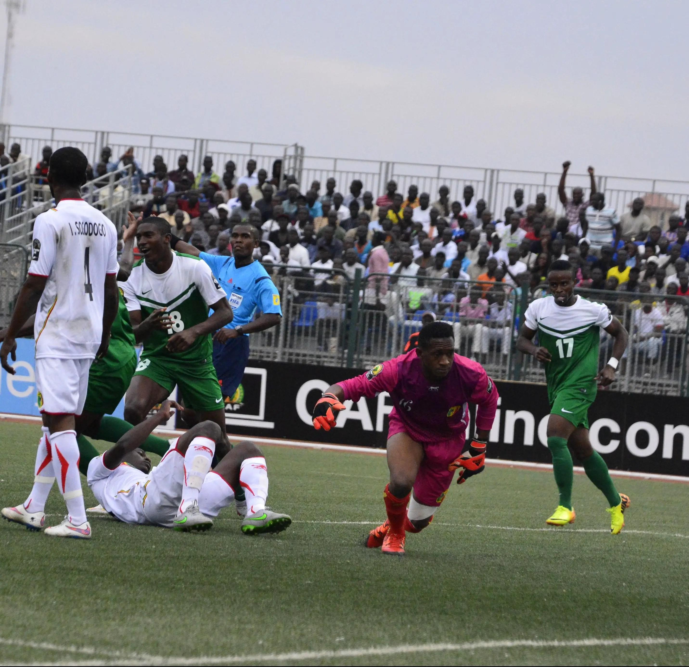 Etebo Eyes U-23 AFCON Title