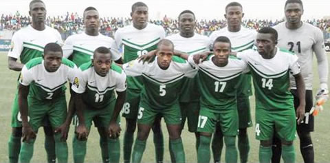 """U-23 AFCON: Echiejile Cautions Eagles Against """"Switching Off"""" Vs Egypt"""