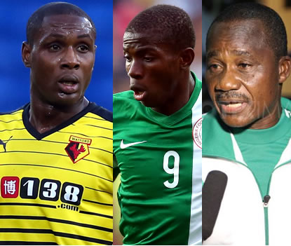 Edo State FA Set To Honour Ighalo, Osimhen, Ikhana