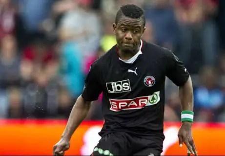 Uzochukwu: Danish Title Win Was My Biggest 2015 Moment
